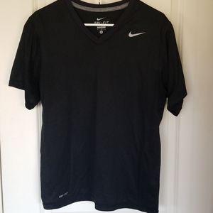 Nike Men's Dri-Fit V-Neck T-Shirt